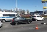 Miał 3,4 promila, prawie wjechał samochodem w policjanta pracującego przy wypadku na ul. Sikorskiego