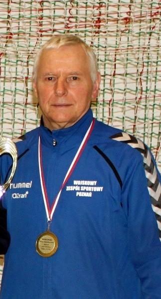 Jerzy Wybieralski, trener Grunwaldu