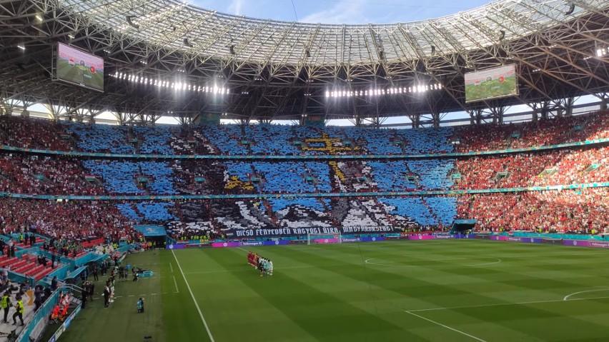 Frekwencje Euro 2020. Budapeszt zmiażdżył konkurencję