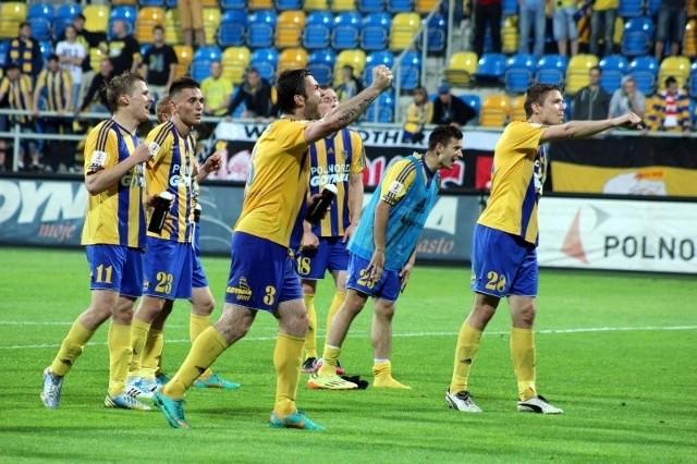 Arka Gdynia pokonała Chojniczankę 1:0