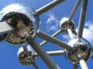 Brukselskie Atomium