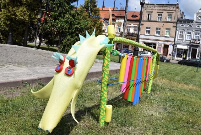 Rynek w Strzelnie i niespodzianka dla maluchów z okazji Dnia Dziecka