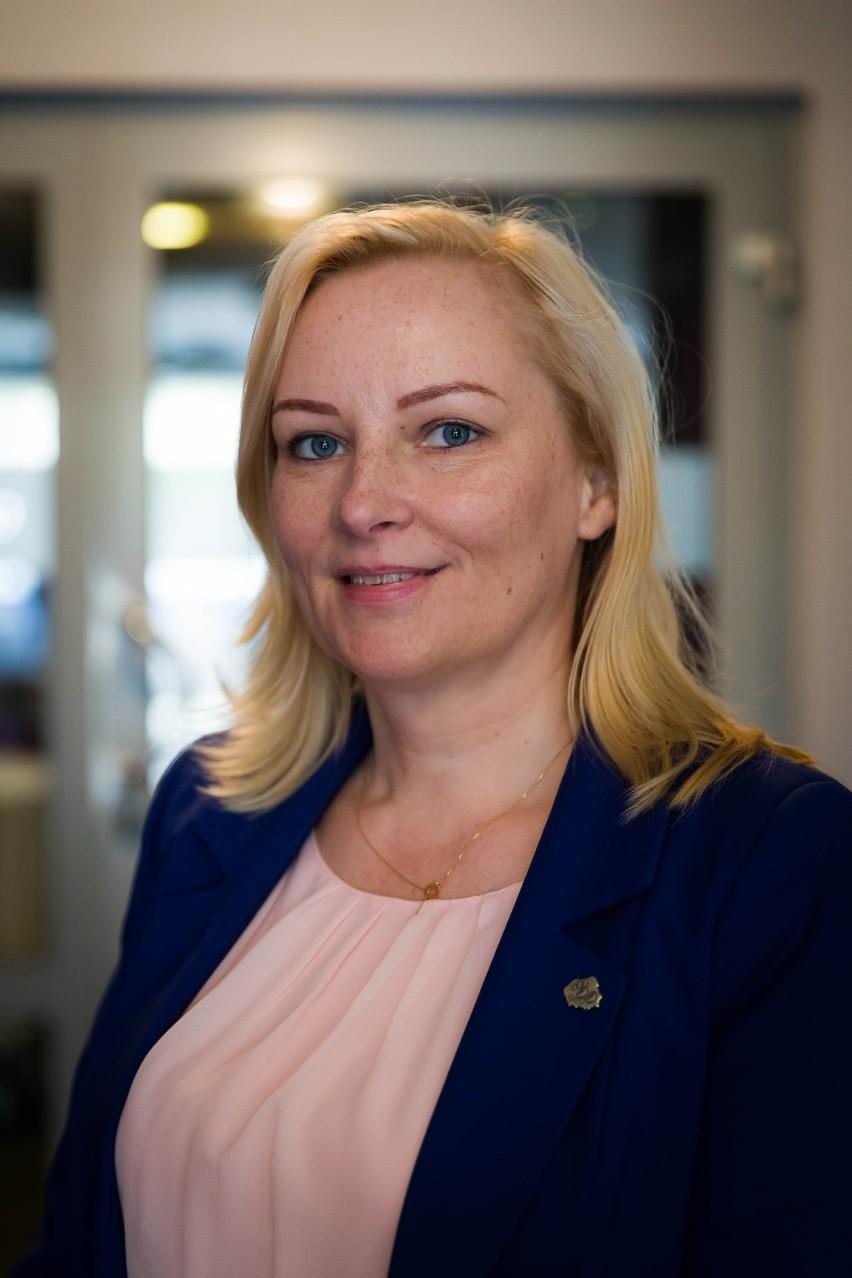 Agnieszka Olchin, szefowa podlaskiego Związku Pielęgniarek i...