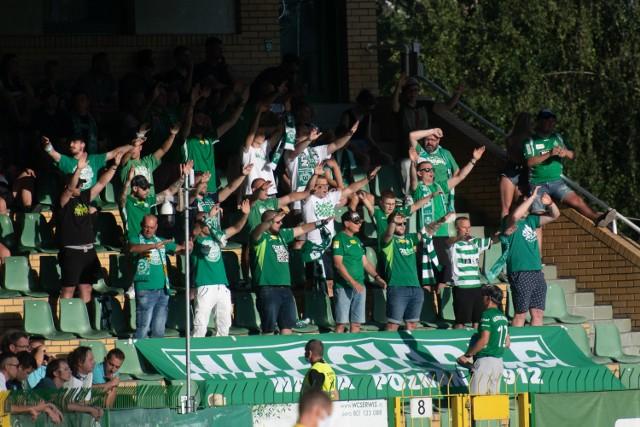 Warta Poznań swoje mecze nadal będzie rozgrywała na stadionie, gdzie w ekstraklasie grała Dyskobolia Grodzisk
