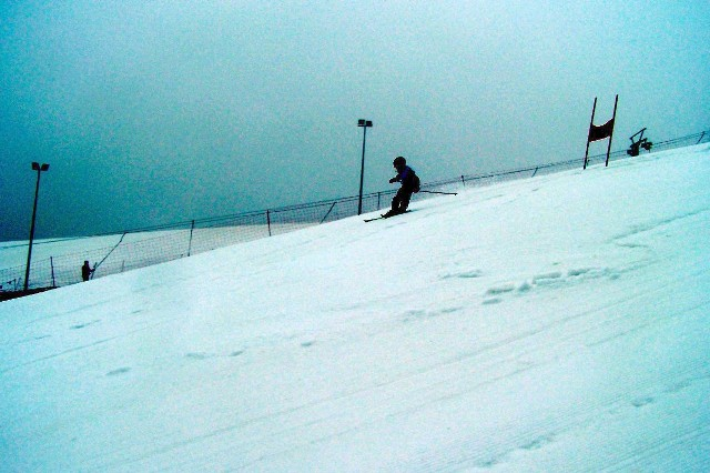 W sezonie Szelment pełen jest narciarzy