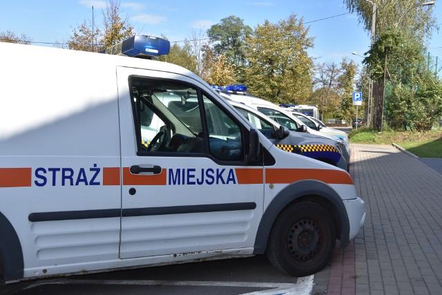 Tarnowska straż miejska posiada dziesięć samochodów