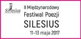 W czwartek rusza II Międzynarodowy Festiwal Poezji Silesius