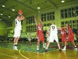 Tur Bielsk Podlaski - Harmattan Gniewkowo 87:55. Wygrana w pięknym stylu.
