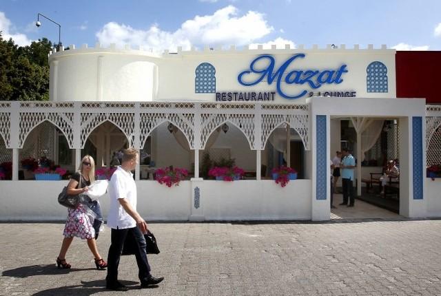Nowa restauracja została otwarta przy centrum handlowym Fala.