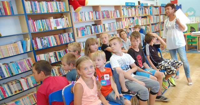 W poniedziałek 19 kwietnia wznawiała działalność filia dziecięca Powiatowej i Miejskiej Biblioteki Publicznej w Nakle