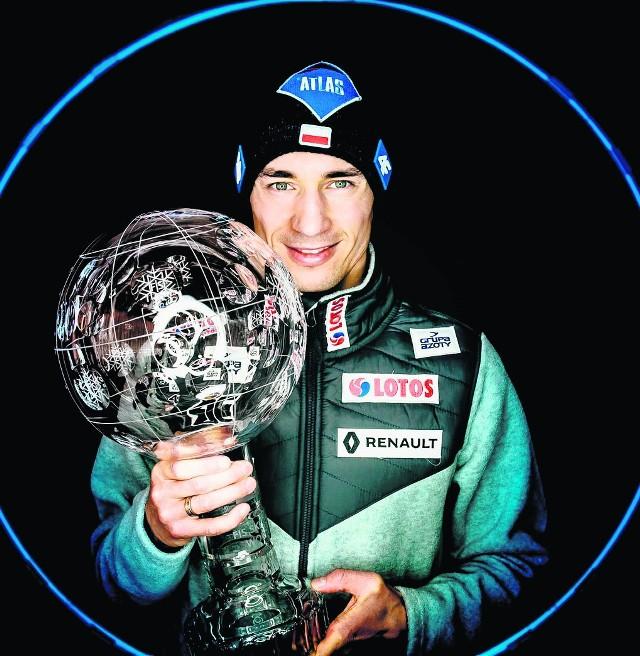 Stoch to najlepszy skoczek narciarski świata. Wygrał PŚ, Turniej Czterech Skoczni i obronił złoty medal olimpijski