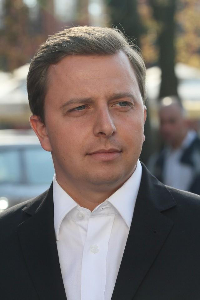 Dariusz Joński zeznaje na procesie byłego prezesa MPK