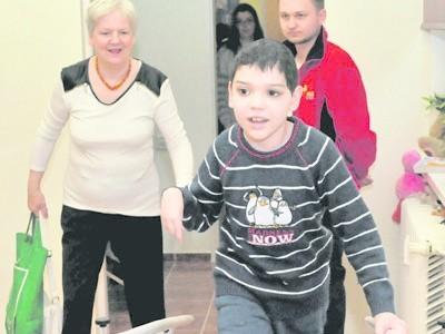 Przy ul. Andersa 26 w Koszalinie działa od niedawna Centrum Rehabilitacji i Edukacji Fundacji  Hearts WorldWide