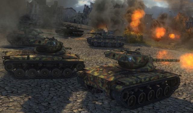 World of TanksWorld of Tanks: Zmień hasło