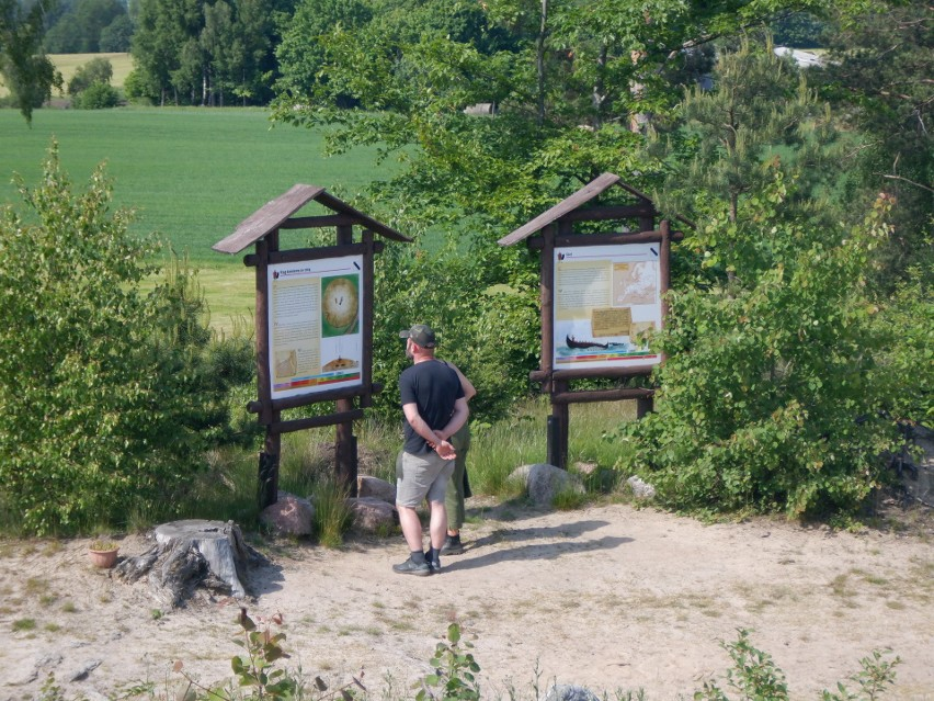 Wzgórze było badane od 1975 roku przez archeologów...