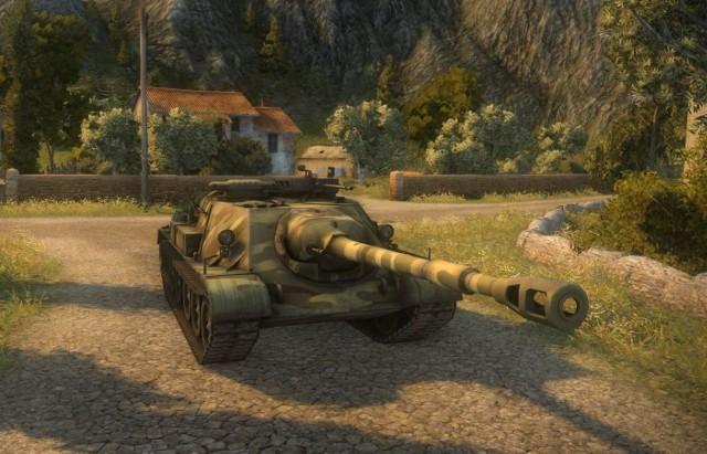 World of TanksGra World of Tanks kilkanaście dni temu zadebiutowała także na World Cyber Games