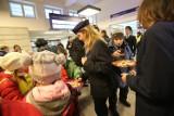 Dworzec kolejowy w Gliwicach otwarty. Klasa premium WIDEO 360