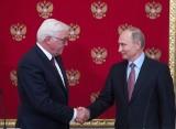 """Spotkanie prezydentów Niemiec i Rosji. """"Daleko nam do normalnych stosunków"""""""