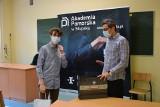 Olimpijczyk wygrał konkurs Instytutu Prawa i Administracji Akademii Pomorskiej w Słupsku