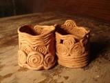 Wystawa ceramiki w MDK