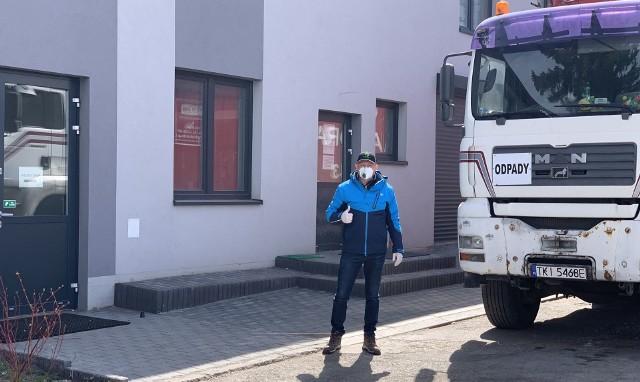 Stefan Sikora, prezes zarządu Bio-Med w Górkach Szczukowskich
