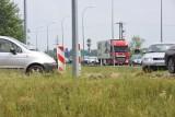 Poważny wypadek na DK8 koło Barda. Jedna osoba ranna