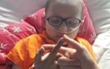 Chory na raka Olek walczy o życie. Zostało mało czasu