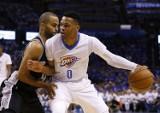 NBA. Spurs walczy z Thunder. Cavaliers praktycznie pewni awansu
