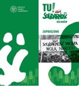Wystawa IPN na 40-lecie narodzin niezależnego ruchu chłopskiego: TU rodziła się Solidarność Rolników