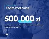 Zarząd województwa tworzy Team Podlaskie wspierający uzdolnionych sportowców regionu