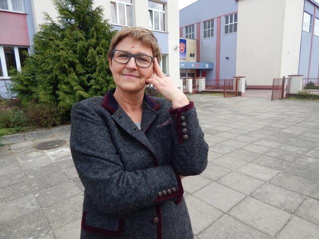 - Będziemy pierwszą szkołą w Gorzowie i okolicach, która wprowadzi tutoring - mówi Ewa Szmit, dyrektorka I LO .