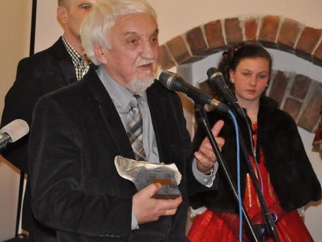 Rok temu zaszczytny tytuł otrzymał Krzysztof Burek.