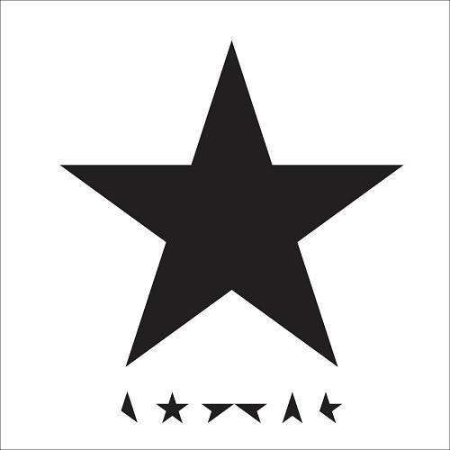 """David Bowie wydał niedawno płytę """"Blackstar"""""""