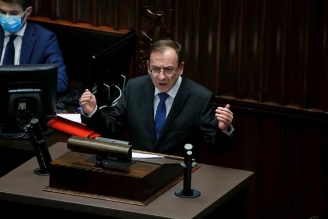 Kamiński zapowiada ukaranie odpowiedzialnego za telefon rosyjskich youtuberów do prezydenta
