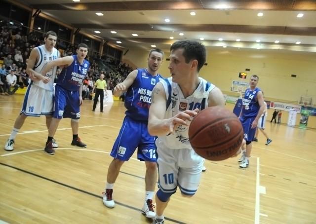 Liczymy na lepszą grę w półfinale wrocławianina z urodzenia Łukasza Żytko.