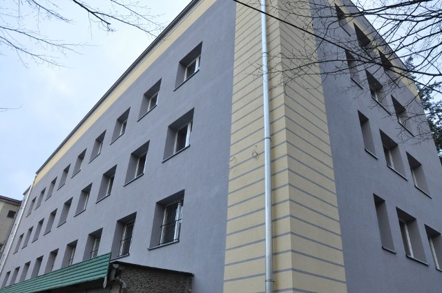 Do bójki doszło w starostwie powiatowym w Kluczborku.