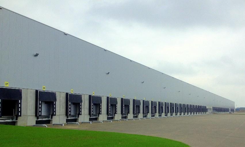 Nowe centrum logistyczne market-Detal - w miejscowości...