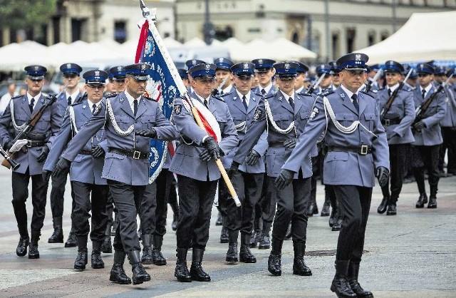 Policjanci mieli wczoraj swoje święto