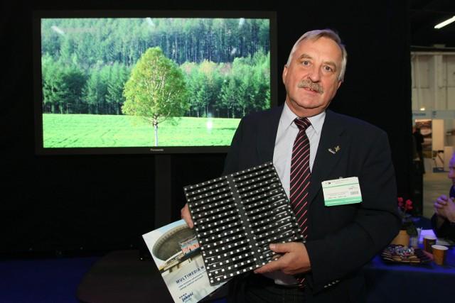 - Ekrany typu hi-led będziemy montować między innymi w Targach Kielce, już po modernizacji ośrodka wystawienniczego.