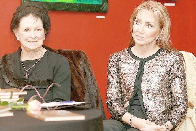 Janina i Ewa Kuklińskie