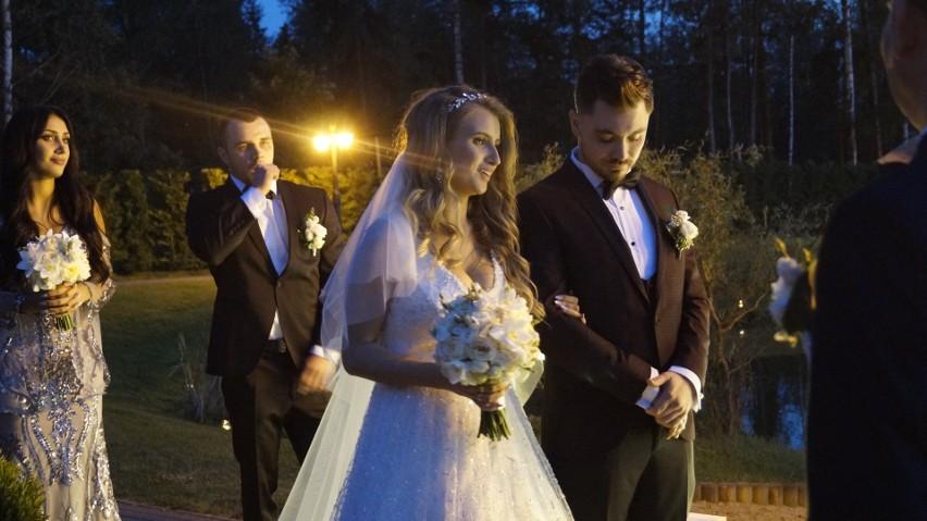 Ślub syna Zenka Martyniuka. Daniel Martyniuk wziął ślub z...