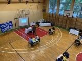 Powiat inowrocławski. Reprezentacje szkół ponadpodstawowych rywalizowały w szachach. Zwyciężyła ekipa I LO w Inowrocławiu. Zdjęcia