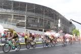 Tour de Pologne w Zabrzu. Dzisiaj zamknięte drogi i zakazy parkowania. Sprawdź trasę przejazdy TDP