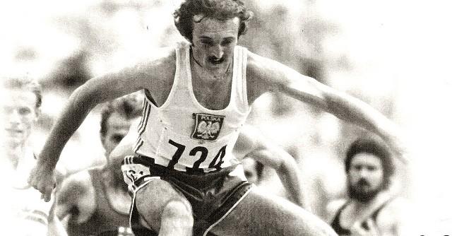 Wybitny lekkoatleta, Bronisław Malinowski jest patronem 2021 roku w Grudziądzu