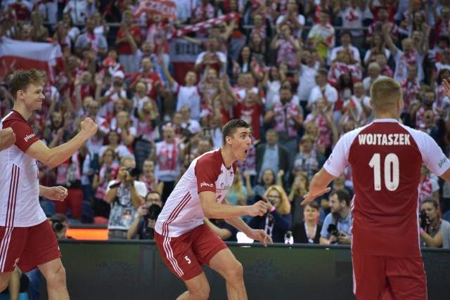 Łukasz Kaczmarek w meczu z Rosją zdobył 13 punktów.
