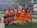 Piłka nożna. Drużyna JRK Meble wygrała prestiżowy turniej