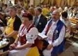 Zjazd Kaszubów w Redzie. Uroczysta Msza i otwarcie [ZDJĘCIA, WIDEO]