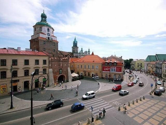 Lublin wygrywa w ogólnym rankingu. W poszczególnych kategoriach mniejsze ośrodki wypadają jednak lepiej niż stolica regionu.