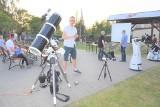 Obserwacje w Rynarzewie. Księżyc i Jowisz na wyciągnięcie ręki
