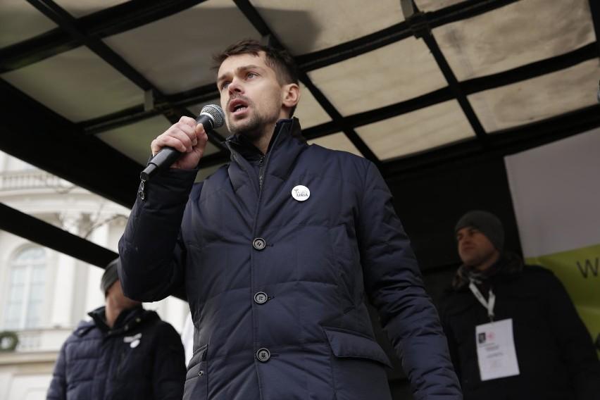 Najazd traktorów na Warszawę już jutro. Będzie blokada stolicy? Protest Agrounii